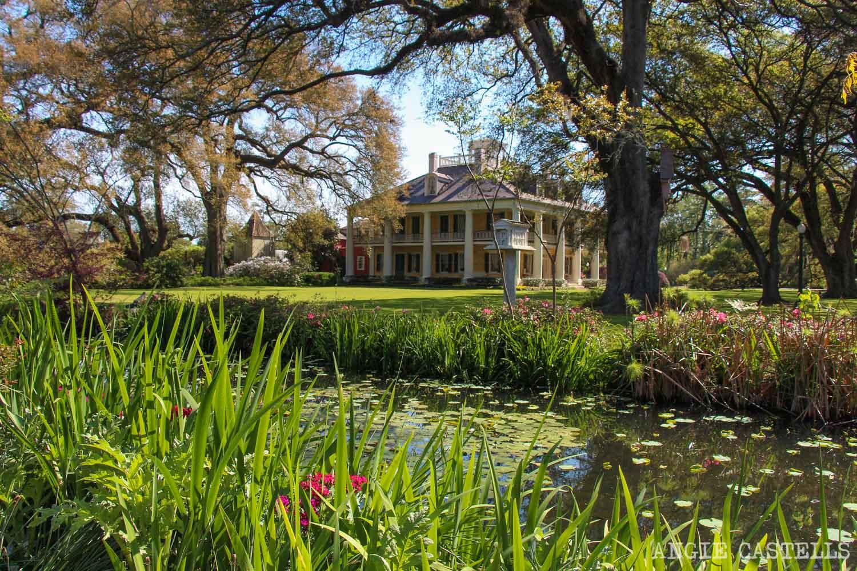 Las mejores plantaciones de Louisiana - Houmas House