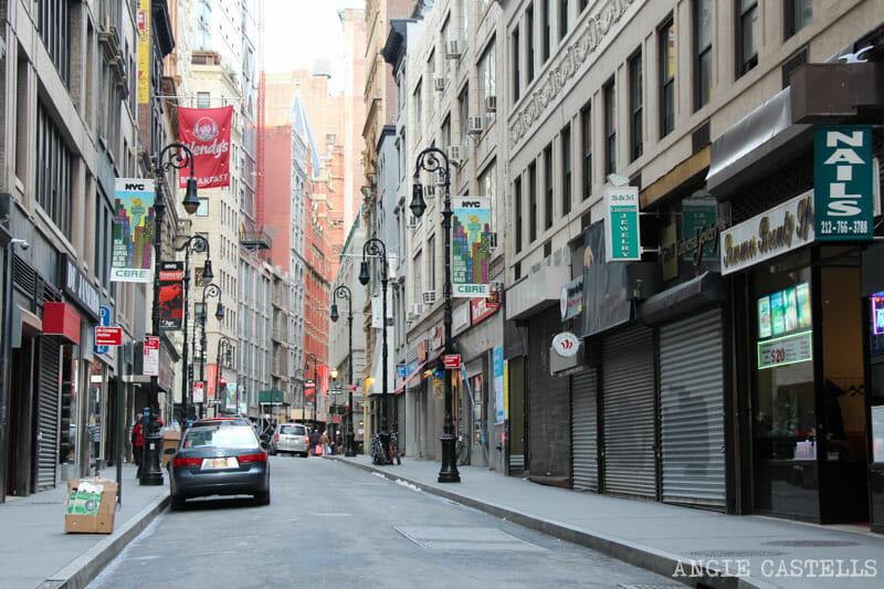 Los barrios de Manhattan: el Financial District