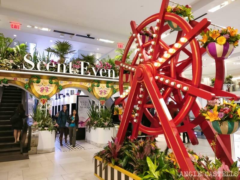 Qué hacer en Nueva York en marzo: el show floral de Macy's