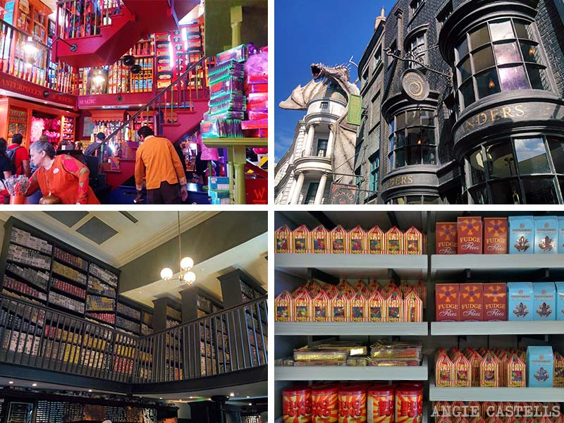 Visitar Harry Potter Wizarding World Universal Studios Orlando