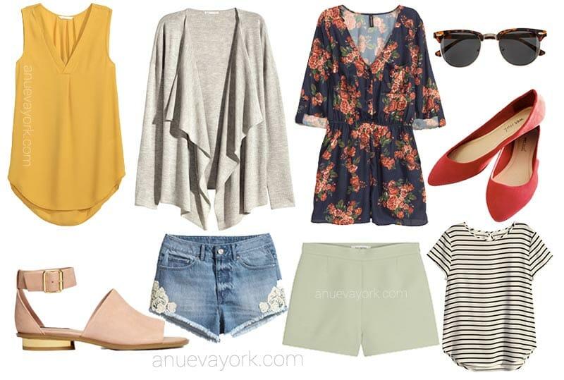 El tiempo en Nueva York: qué ropa llevar en verano