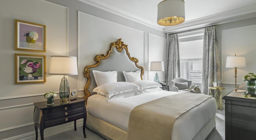 Hoteles romanticos y lujo Nueva York The Plaza 2