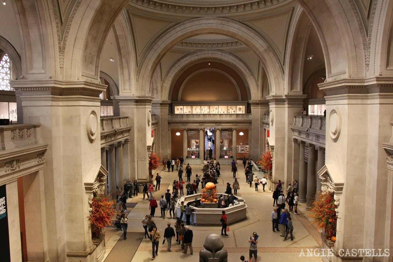 Dias gratis museos de Nueva York Met-1