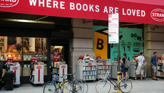 Strand Bookstore, el paraíso de los libros en Nueva York