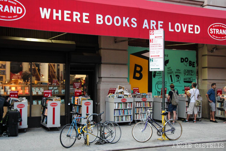 Strand Bookstore mejor libreria Nueva York-1