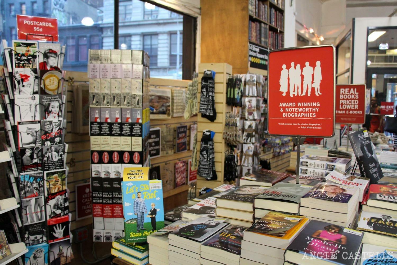 Strand Bookstore mejor libreria Nueva York-5