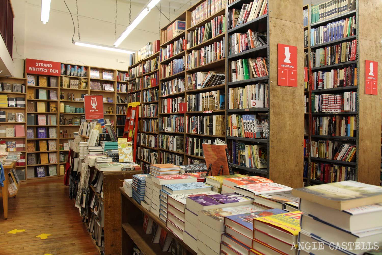 Strand Bookstore mejor libreria Nueva York-7
