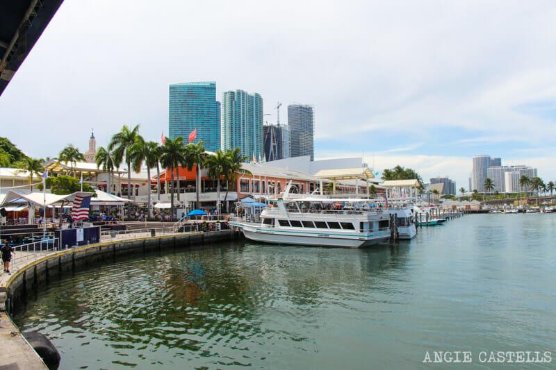 Qué ver en Miami en 2 días - Bayside