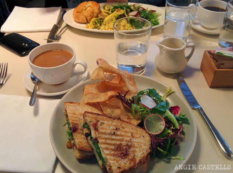 Mejores brunch Nueva York Cookshop