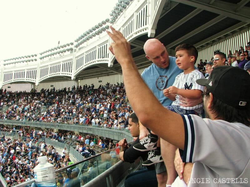 Cómo comprar entradas para un partido de béisbol en Nueva York