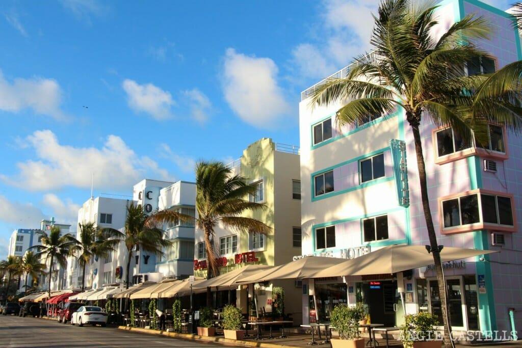 Que ver en Miami en 2 dias South Beach-1