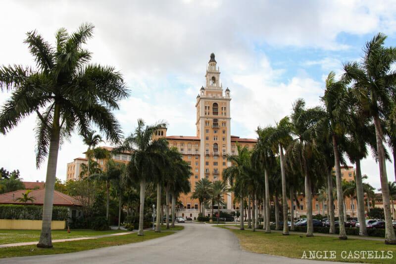 Que ver en Miami en 2 dias Biltmore Hotel