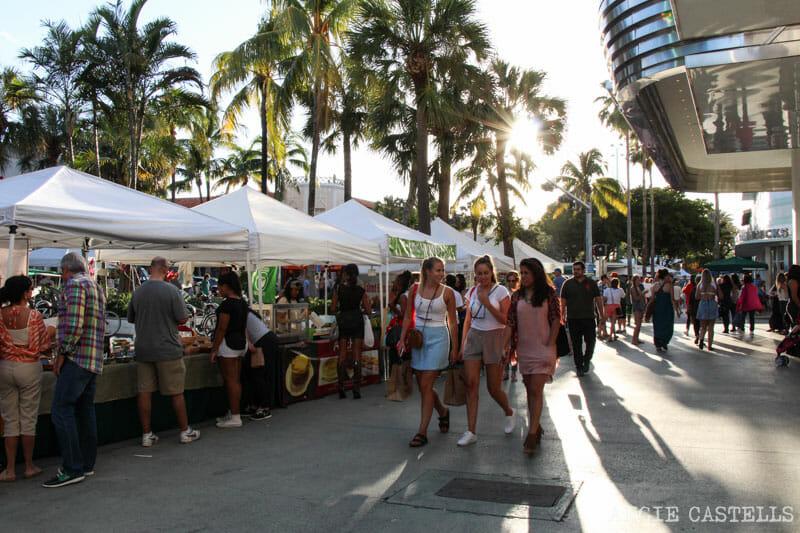 Que ver en Miami en 2 dias Lincoln Avenue