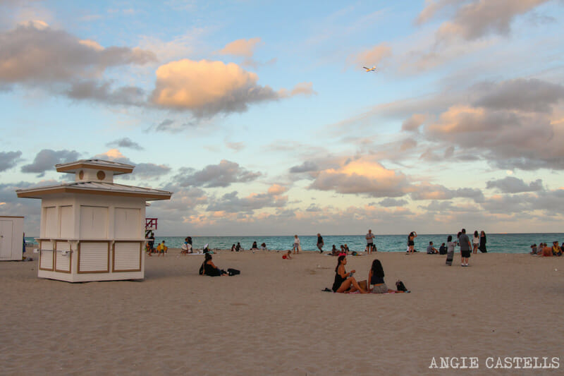 Que ver en Miami en 2 dias playa South beach