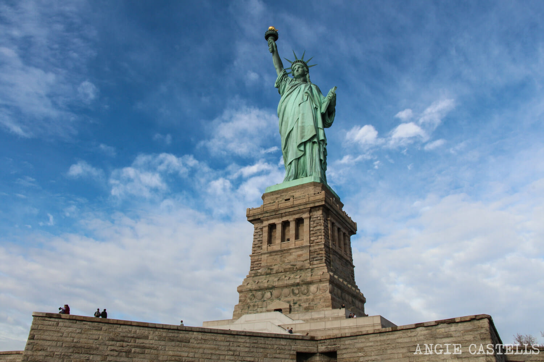 Visitar la Estatua de la Libertad y subir a la corona - Nueva York