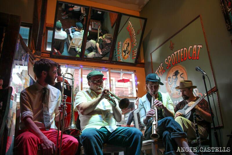 Guia de Nueva Orleans musica en directo Frenchmen Street