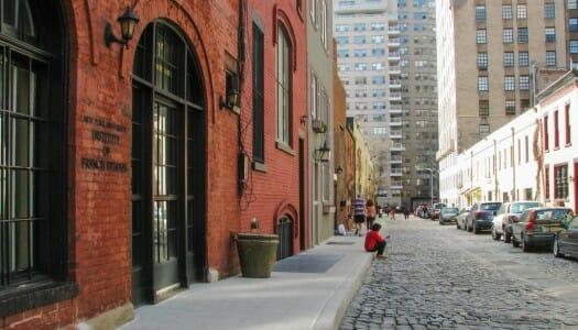 Washington Mews, un secreto a plena luz en Manhattan