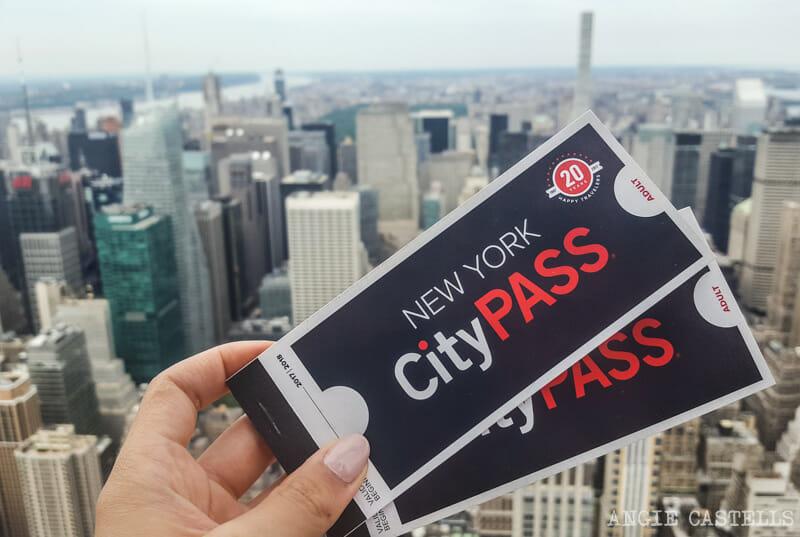 Experiencia con la New York CityPASS - El Empire State Building