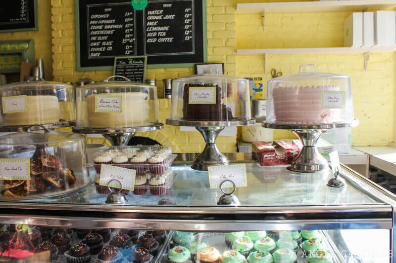 Mejores cupcakes de Nueva York Billys Bakery