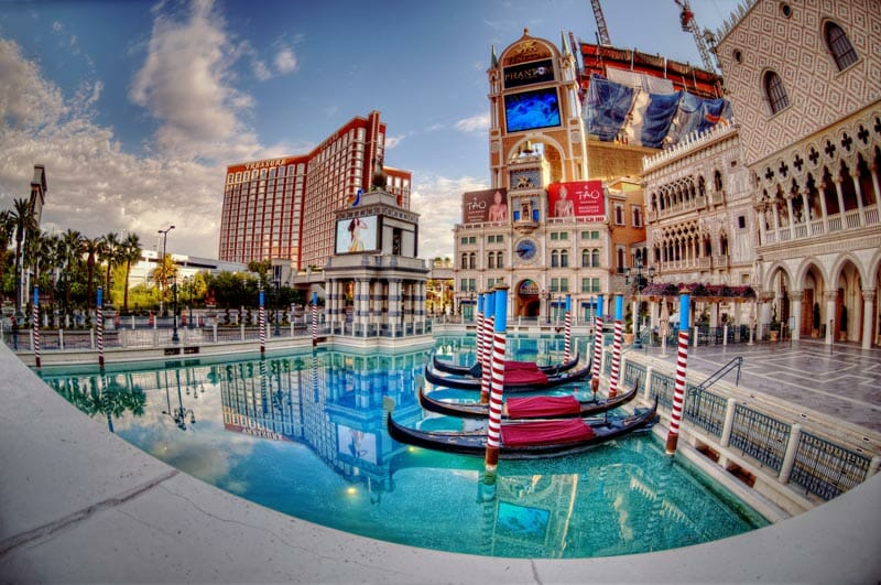Preparativos para viajar a la Costa Oeste de Estados Unidos: Las Vegas