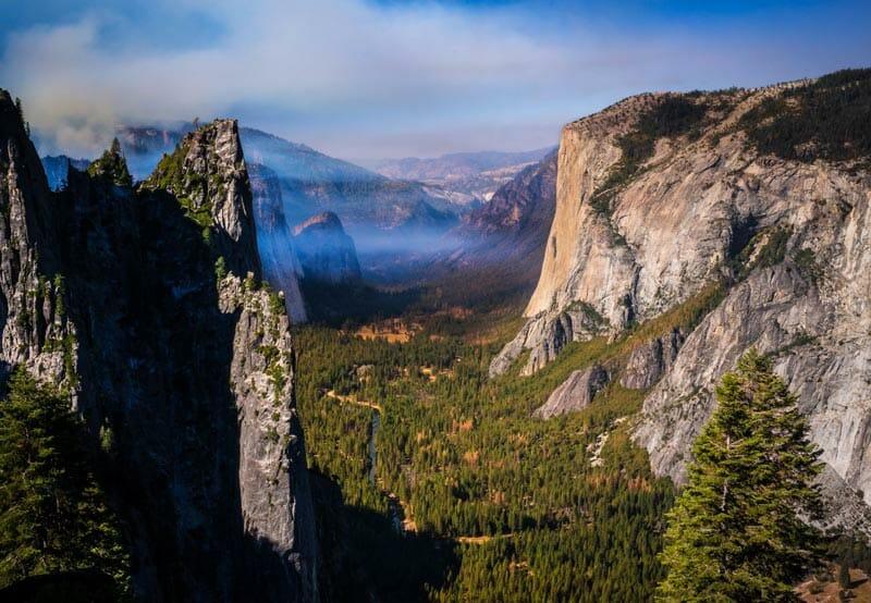 Preparativos para viajar a la Costa Oeste de Estados Unidos: Yosemite