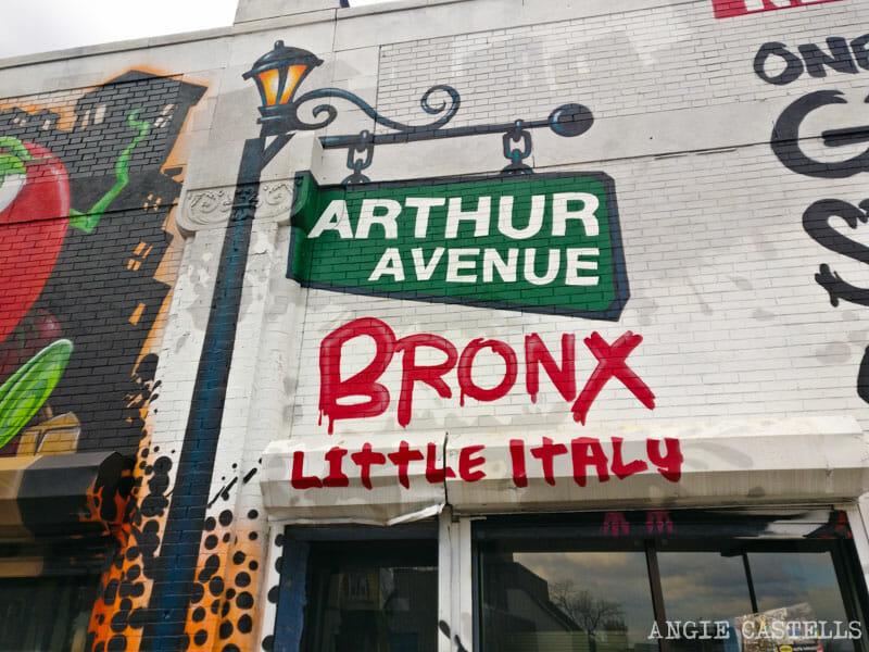 Visitar la Little Italy del Bronx y Arthur Avenue