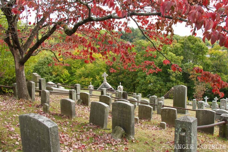 Excursiones desde Nueva York de un dia 800-Sleepy Hollow cementerio