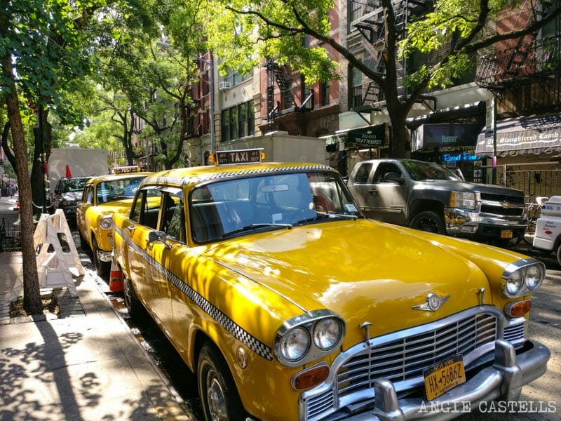 Que pelis y series ruedan en Nueva York