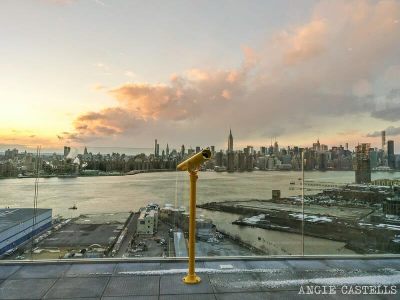 Mejores rooftops Nueva York William Vale