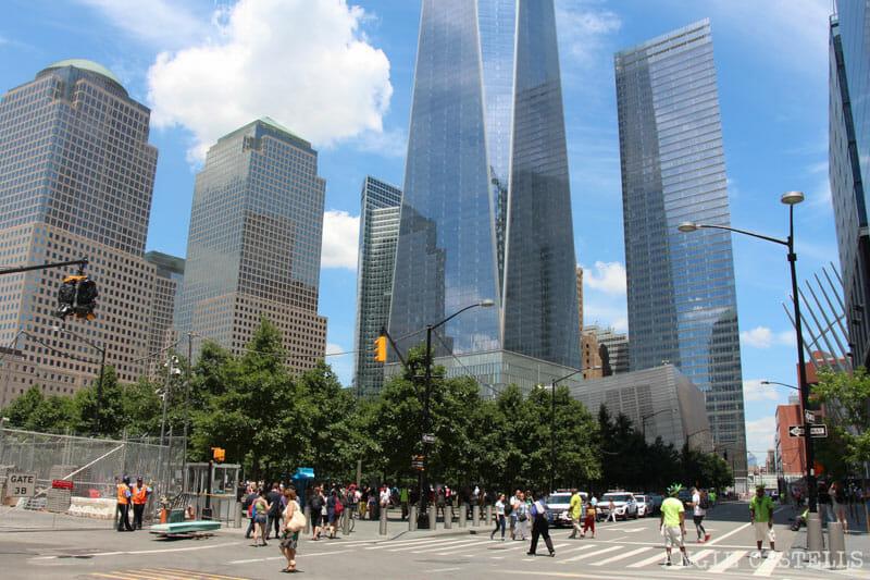 Liberty Park jardin elevado World Trade Center-2