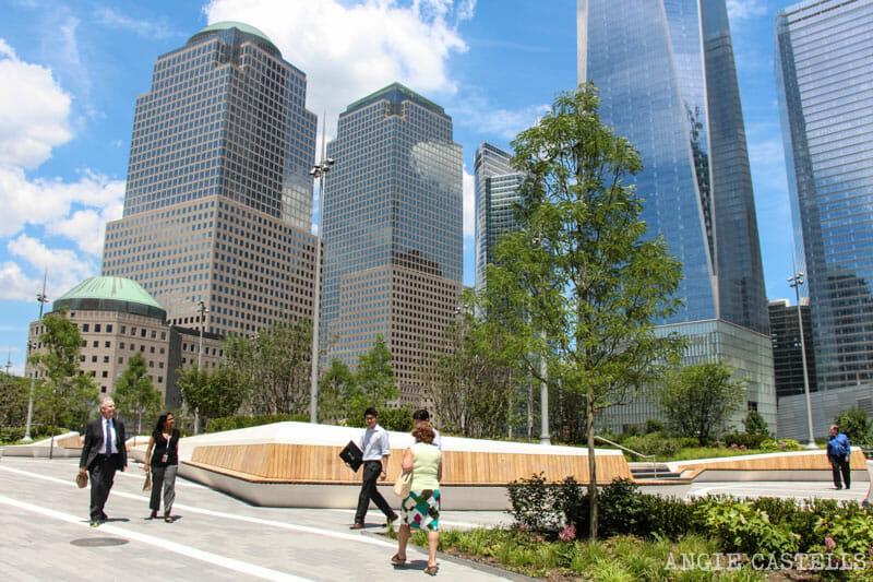 Liberty Park jardin elevado World Trade Center-4