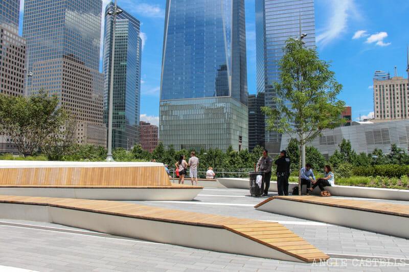 Liberty Park jardin elevado World Trade Center-6