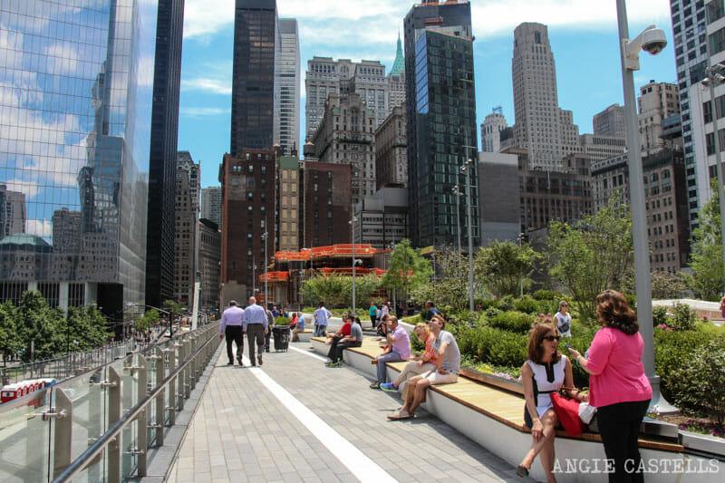 Liberty Park jardin elevado World Trade Center-9