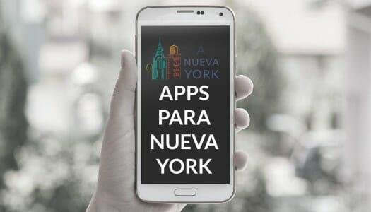 Apps útiles para viajar a Nueva York