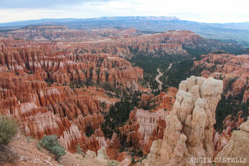 Ruta Costa Oeste USA Itinerario Bryce Canyon