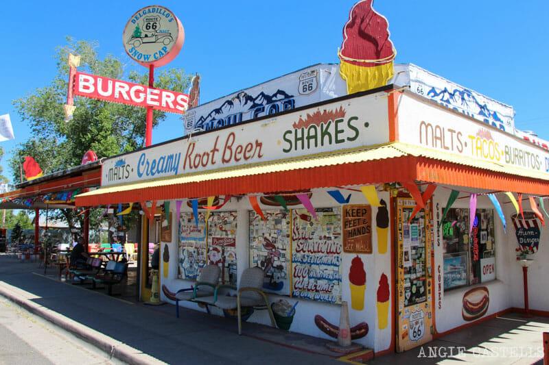 Ruta Costa Oeste USA Itinerario Ruta 66 Seligman