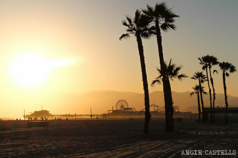 Ruta Costa Oeste USA Itinerario Los Angeles