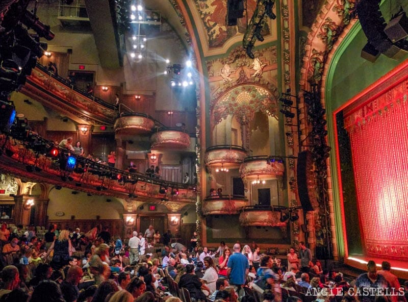 Musicales de Broadway Nueva York Aladdin