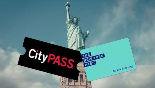 Diferencias entre la CityPASS y la New York Pass
