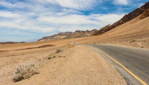 Ruta por Death Valley, el Valle de la Muerte