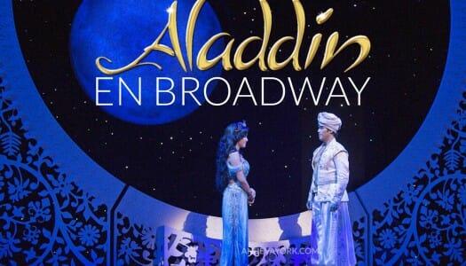 Aladdin en Broadway: la magia está servida