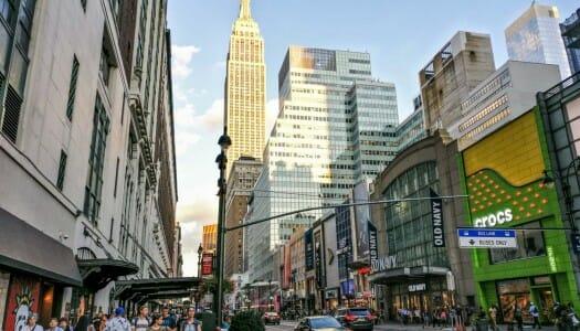 Dónde comprar ropa en Nueva York