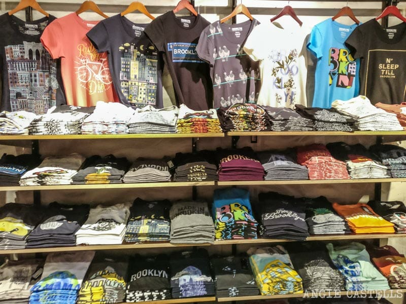 Dónde comprar ropa en Nueva York: la cadena Brooklyn Industries