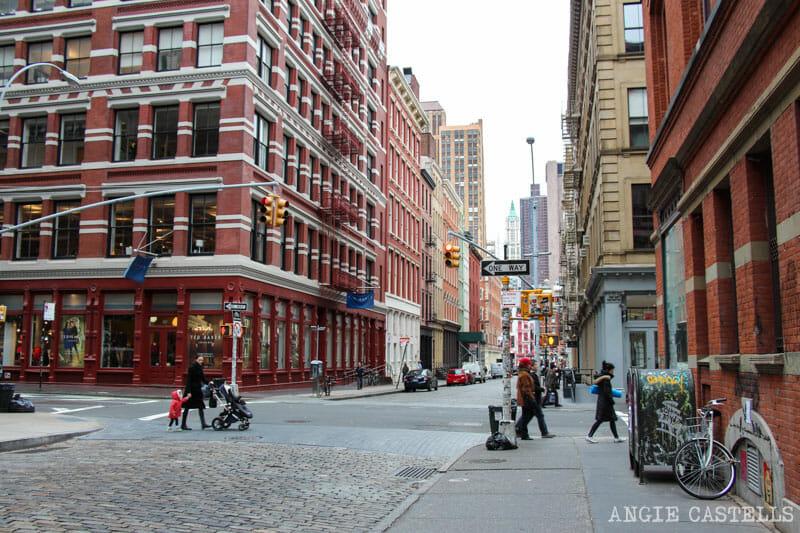 Dónde comprar ropa en Nueva York: el barrio del SoHo