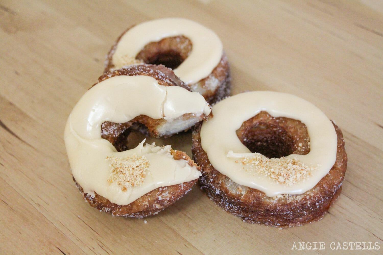 Comprar cronut Nueva York Dominique Ansel Bakery