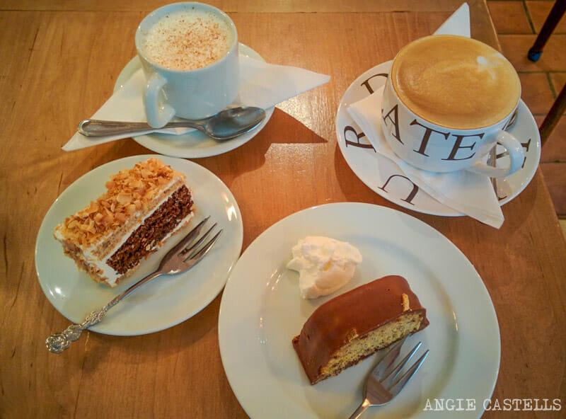 El mejor chocolate caliente de Nueva York - Hot chocolate de LA Burdick