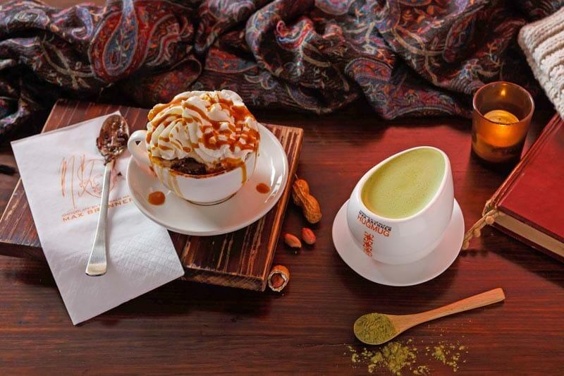 El mejor chocolate caliente de Nueva York - Hot chocolate de Max Brenner