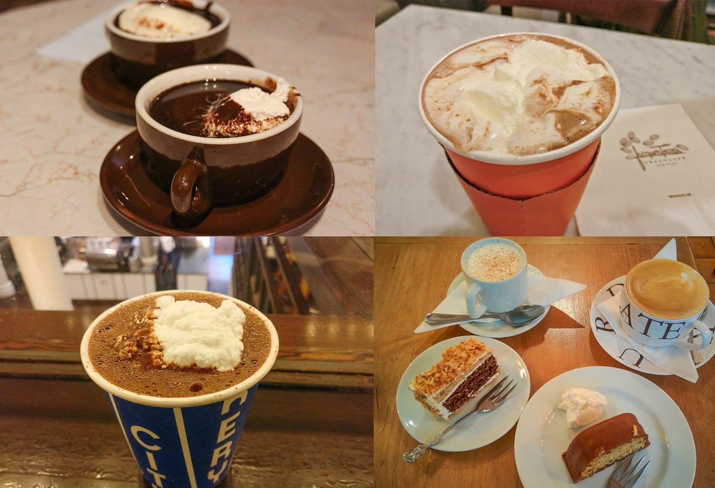 Dónde tomar el mejor chocolate caliente de Nueva York