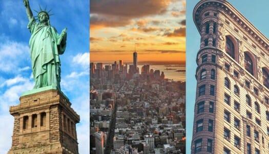 Top 20 cosas que tienes que hacer en Nueva York