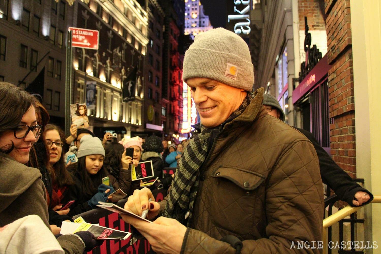 Como ver actores en Broadway Nueva York